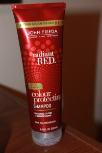 john frieda radiant red