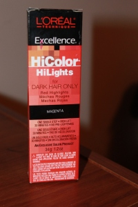 lo'oreal excellence hicolor highlights