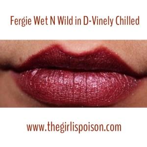 Fergie in D-Vinley Chilled