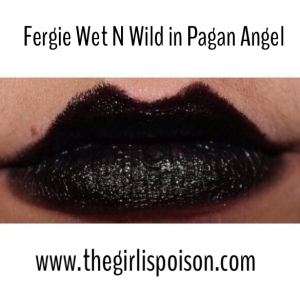 fergie in pagan angel