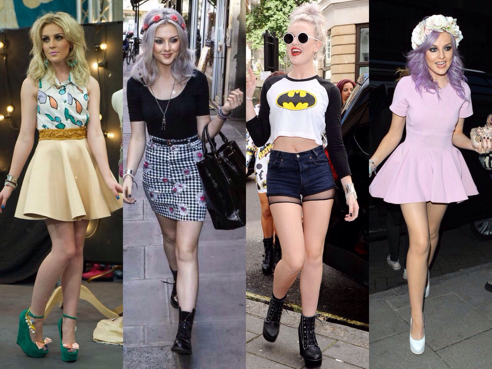 Style Appreciation Perrie Edwards From Little Mix The