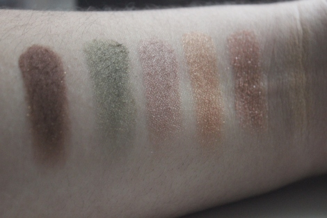 wet n wild vinyl collection swatches