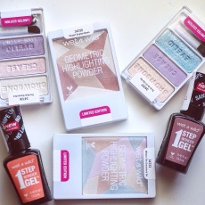 NEW WET'N WILD Spring 2016 Limited Edition collection.