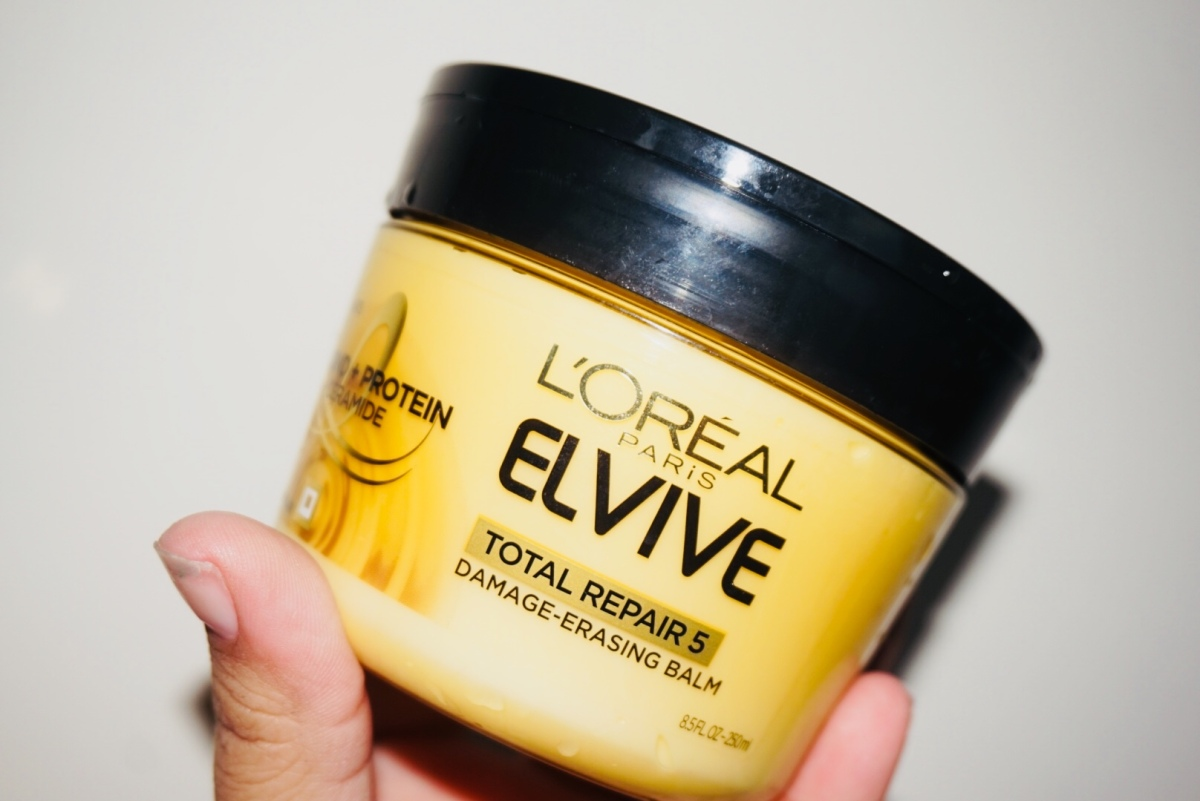 Review: L'oreal Colorista and L'oreal Elvive Damage Erasing Balm